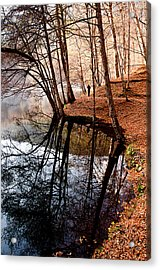 Autumn - 4 Acrylic Print