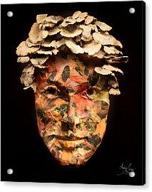 Autumn Acrylic Print by Adam Long