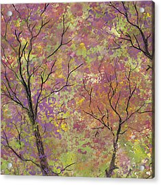 Autumn Blush Acrylic Print