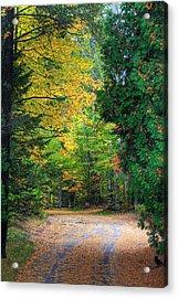 Autumn Acrylic Print by Kean Poh Chua