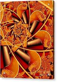 Autumn Spice Acrylic Print