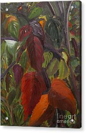 Autumn Splendor Acrylic Print by Art Hill Studios