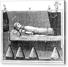 Auvard Incubator, 1897 Acrylic Print