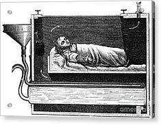 Auvard Incubator, 19th Century Acrylic Print