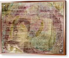 Azil Acrylic Print by Marie Jamieson