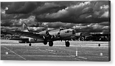 B-17 Flying Fortress Acrylic Print