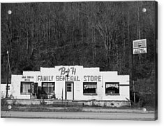 B And H Store Acrylic Print