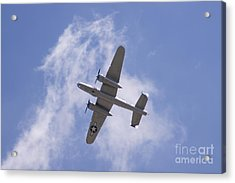 B25 Acrylic Print by Robert E Alter Reflections of Infinity