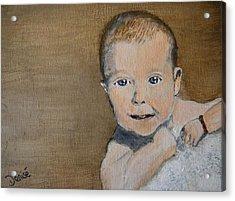 Baby Jake Acrylic Print