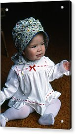 Baby Jessica Acrylic Print
