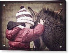 Tender Innocence Acrylic Print