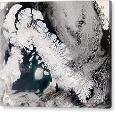 Baffin Island Acrylic Print