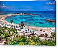 Bahamas. Nassau Acrylic Print
