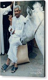 Bahrain Cosmopolitanism Acrylic Print