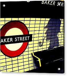 Baker Street Station, May 2012 | Acrylic Print by Abdelrahman Alawwad