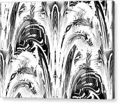 Balatron No.3 Acrylic Print by Danny Lally