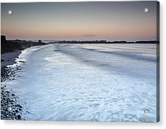 Acrylic Print featuring the photograph Baleal I by Edgar Laureano