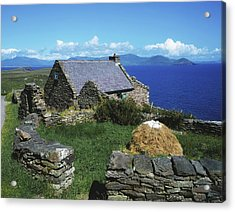 Ballinskelligs, Iveragh Peninsula Acrylic Print by The Irish Image Collection