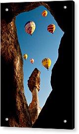 Ballons Acrylic Print
