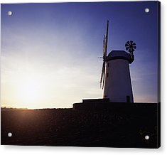 Ballycopeland Windmill, Co. Down Acrylic Print by The Irish Image Collection