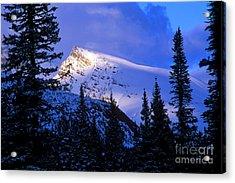 Banff National Park 1 Acrylic Print by Terry Elniski