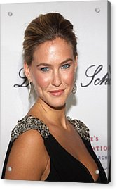 Bar Refaeli At Arrivals For The 2009 Acrylic Print