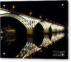 Barca D'alva Acrylic Print