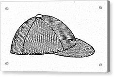 Baseball Cap, C1900 Acrylic Print by Granger