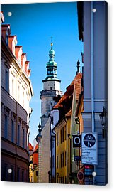 Bavarian Corridor  Acrylic Print by Anthony Citro