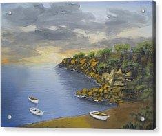 Bay Of Peace Acrylic Print
