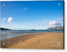 Beach Ireland Acrylic Print by Andrew  Michael