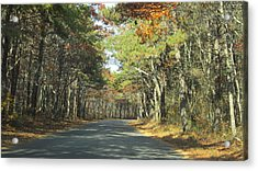 Beach Road Acrylic Print
