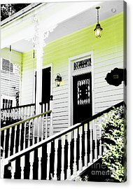 Beauregard Town Baton Rouge Acrylic Print
