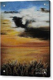 Beautiful Beginnings Acrylic Print by Carla Carson