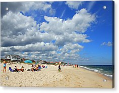 Beautiful Jersey Shore Acrylic Print
