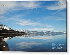 Beautiful Lake Tahoe Acrylic Print
