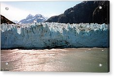 Beautiful Margerie Glacier Acrylic Print