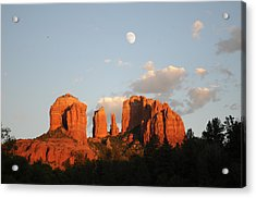 Beautiful Photography - Sedona Landscape Acrylic Print by Earl Bowser