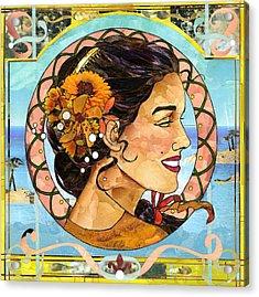 Beautiful Too Acrylic Print by Robin Birrell