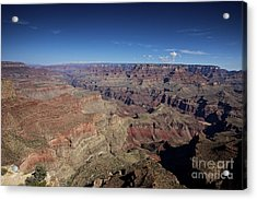 Beautiful Vista At Powell Point, Grand Acrylic Print by Terry Moore