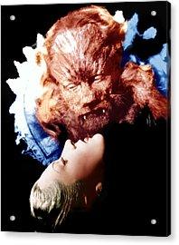 Beauty And The Beast, Aka La Belle Et Acrylic Print