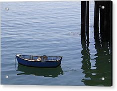 Acrylic Print featuring the photograph Beauty In Simplicity by Jan Cipolla