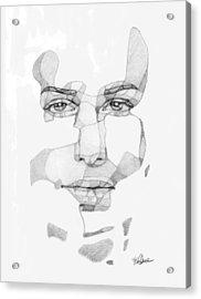 Beauty  Acrylic Print by Karen Clark