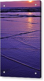 Beauty Of The Moment Acrylic Print by Valerie Garner