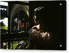 Beauty Reflected 2 Acrylic Print by Roy Williams