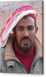 Bedouin Acrylic Print by David George