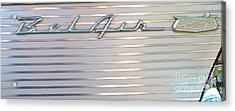 Bel Air Emblem Acrylic Print by Dan Orlowski