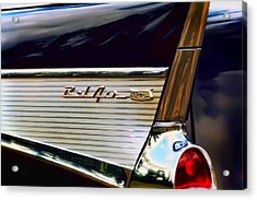 Bel Air Acrylic Print by Scott Norris