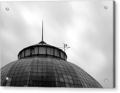 Belle Isle Anna Scripps Whitcomb Conservatory Acrylic Print by Gordon Dean II