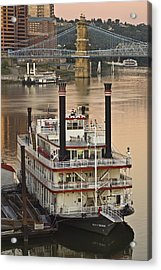 Belle Of Cincinnati Acrylic Print